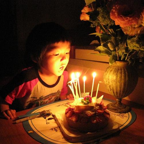 愛しい妻の誕生日