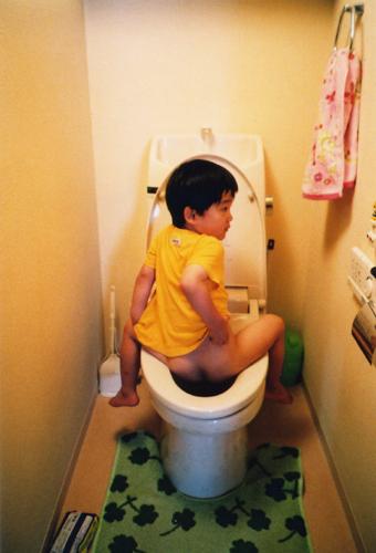 王子トイレ
