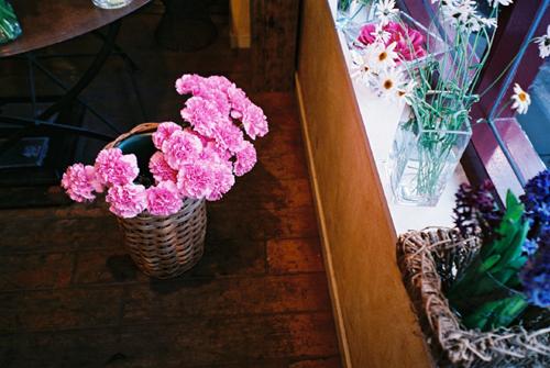 元町の花屋さん