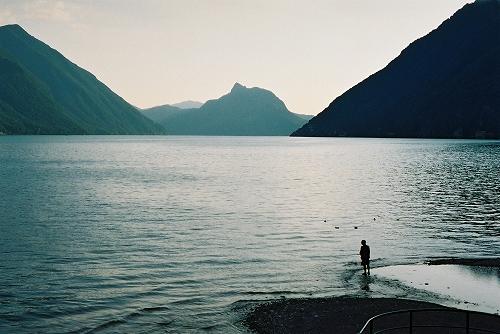 ルガーノ湖