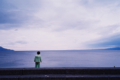 千本松の海岸