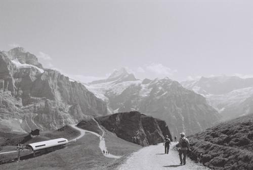 バッハアルプゼーハイキング