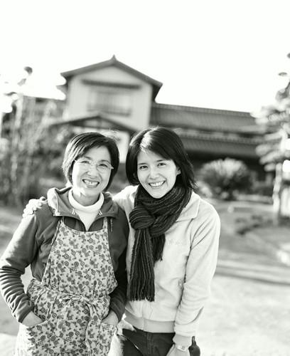 母と愛しい妻