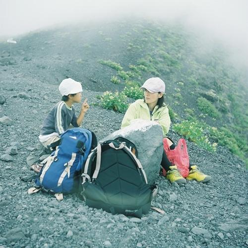 富士山6合目あたり