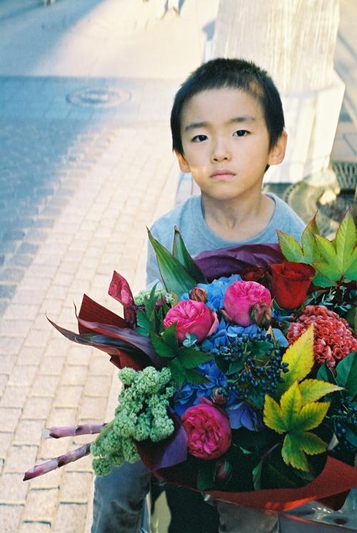 花をもつ王子