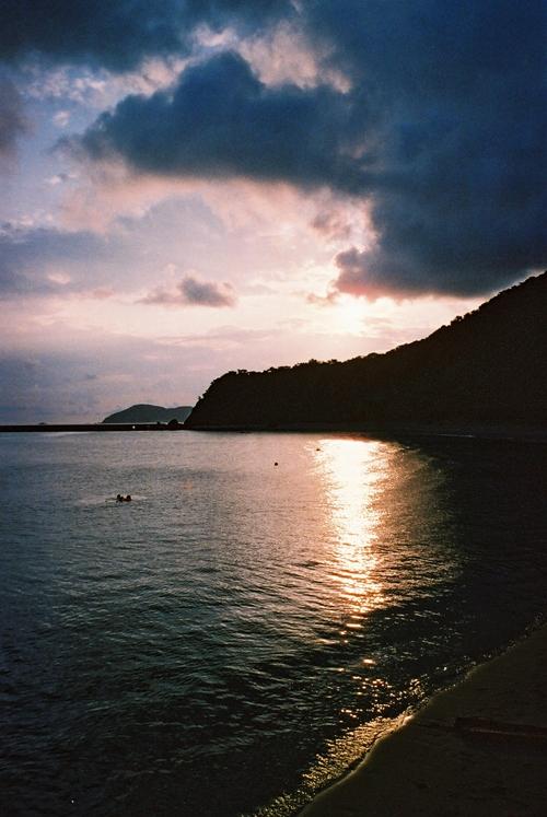 西阿室海岸