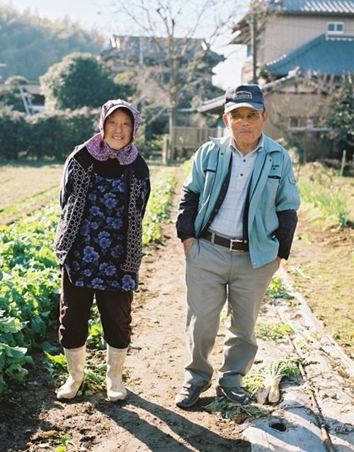 印旛村のおじさんおばさん