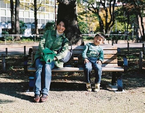 横浜公園年賀状の写真