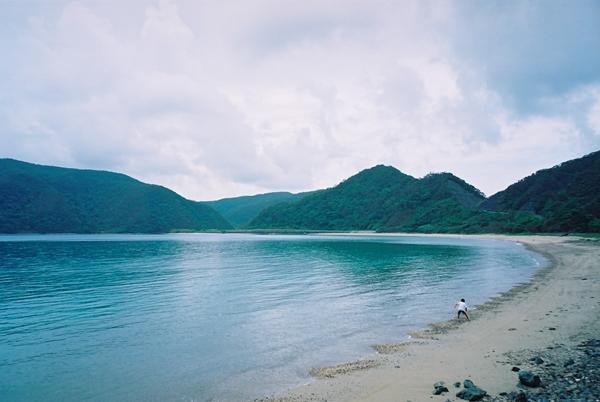 カケロマの海