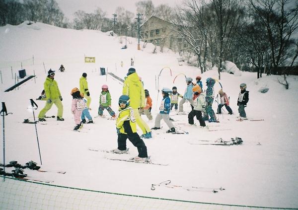 志賀高原スキースクール