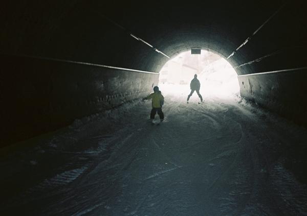 トンネルスキー