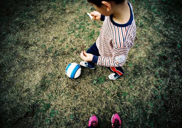王子とサッカー