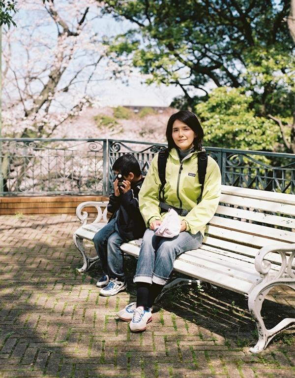 愛しい妻と桜