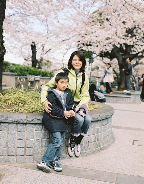 桜とふたり