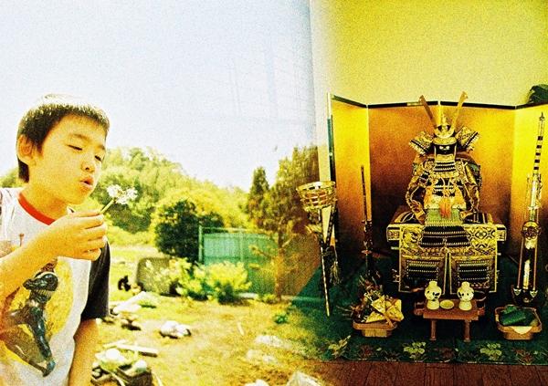 印旛村 五月人形