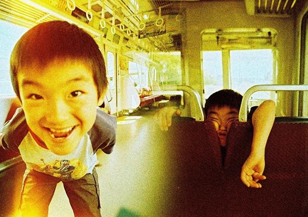 電車で印旛村へ