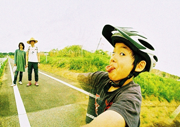 印旛村サイクリング