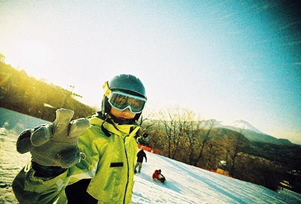 スキー王子