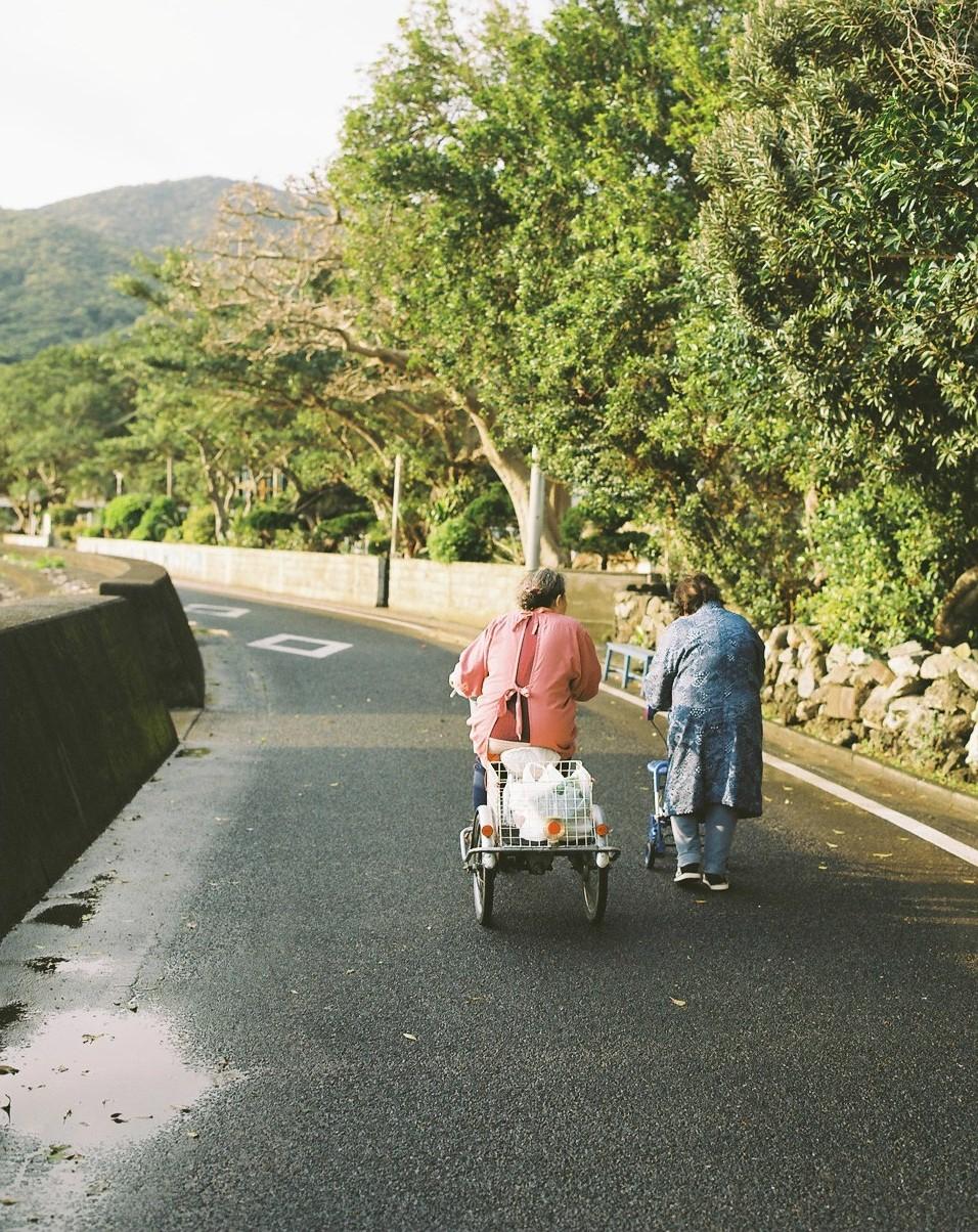 奄美大島は加計呂麻島ですね。